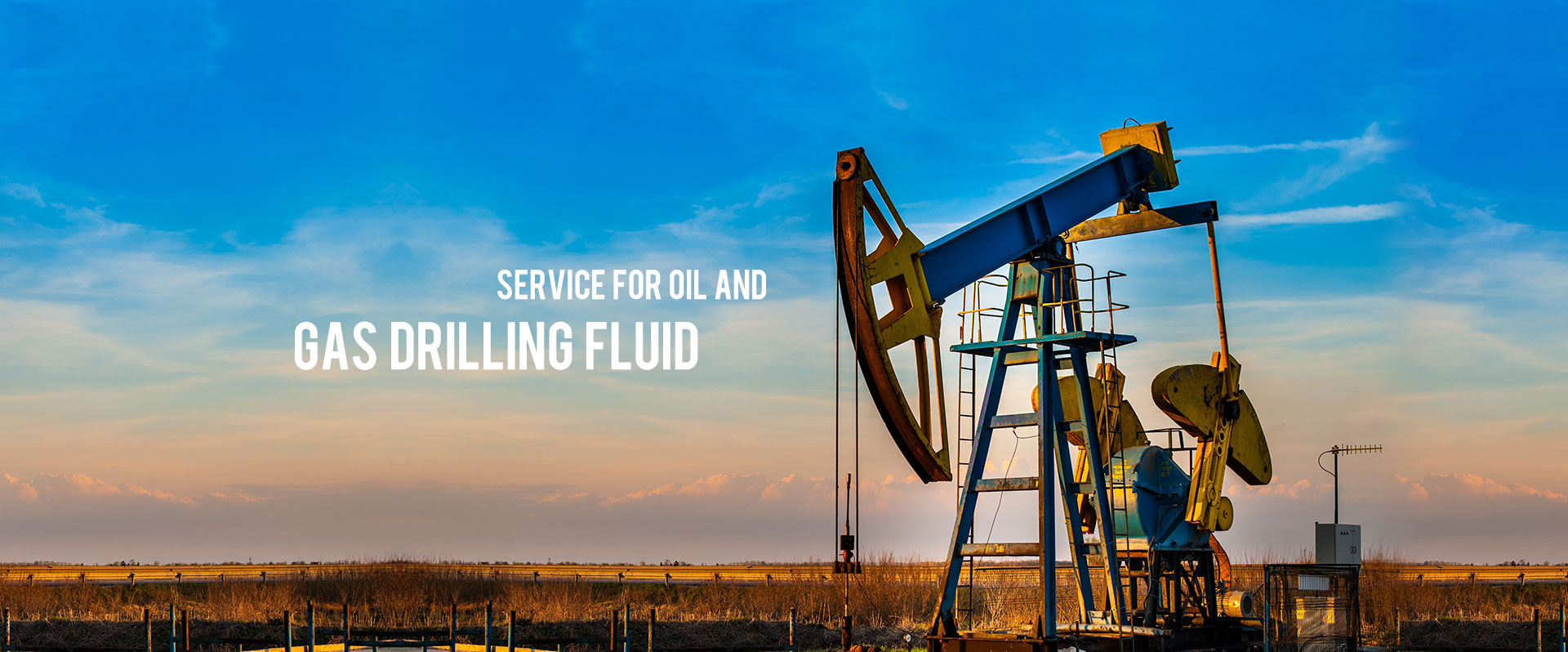 oil and gas drilling service